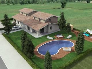 Foto - Villa, nuova, 300 mq, Montecchio Precalcino