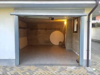 Foto - Box / Garage via San Zenone 1, Vermezzo