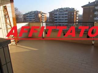 Foto - Bilocale ottimo stato, terzo piano, Agrate Brianza
