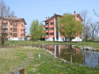 Foto - Trilocale nuovo, primo piano, Bonirola, Gaggiano
