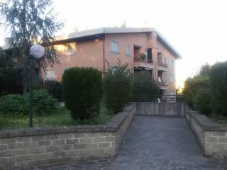 Foto - Quadrilocale ottimo stato, ultimo piano, Olgiata, Roma