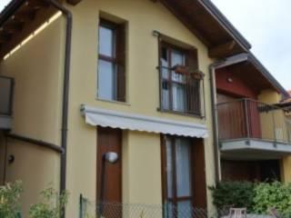 Foto - Villa a schiera 3 locali, ottimo stato, Lomnago, Bodio Lomnago
