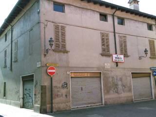 Foto - Palazzo / Stabile via Cortezzano, Chiari