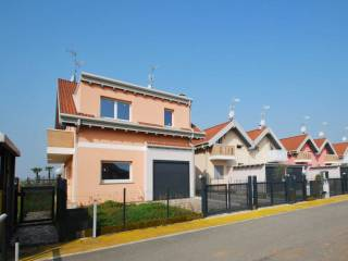 Foto - Villa, nuova, 118 mq, Misinto