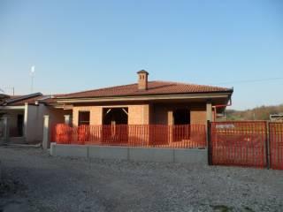 Foto - Villa, nuova, 130 mq, Macellai, Pocapaglia