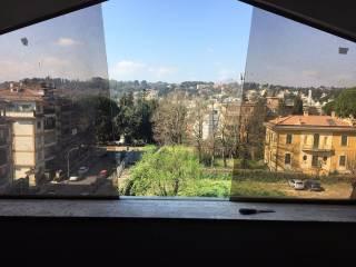 Foto - Bilocale da ristrutturare, sesto piano, Vigna Clara, Roma
