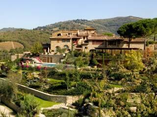 Foto - Casale, ottimo stato, 500 mq, Greve in Chianti