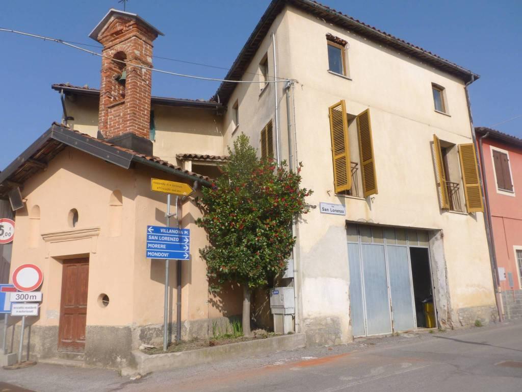 foto stabile Detached house via San Lorenzo, Monastero di Vasco