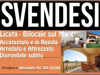 Foto - Bilocale corso Umberto Argentina, Licata
