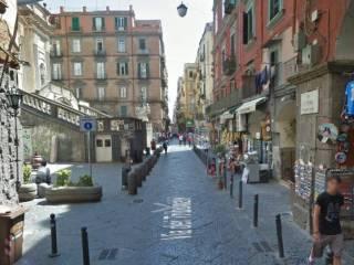 Foto - Attico / Mansarda da ristrutturare, 60 mq, Centro Storico, Napoli