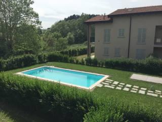 Foto - Trilocale via San Biagio 1, Nobile, Monguzzo