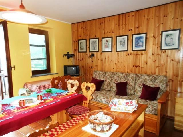 foto  2-room flat excellent condition, second floor, Pontechianale