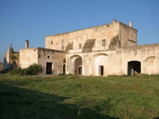 Foto - Rustico / Casale, da ristrutturare, 938 mq, San Pancrazio Salentino