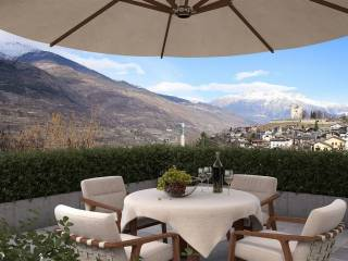 Foto - Villa, buono stato, 120 mq, Aymavilles