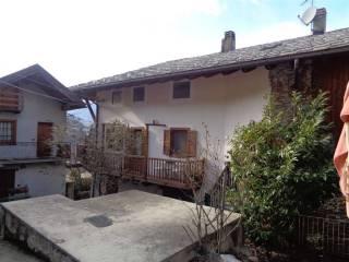 Foto - Casa indipendente 160 mq, buono stato, Aymavilles
