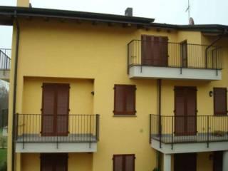 Foto - Quadrilocale via san francesco, Lambrugo