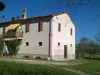 Foto - Casa indipendente 170 mq, da ristrutturare, Ostra Vetere