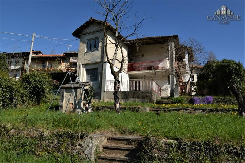 foto esterno Detached house frazione Ferrero 29, Canischio