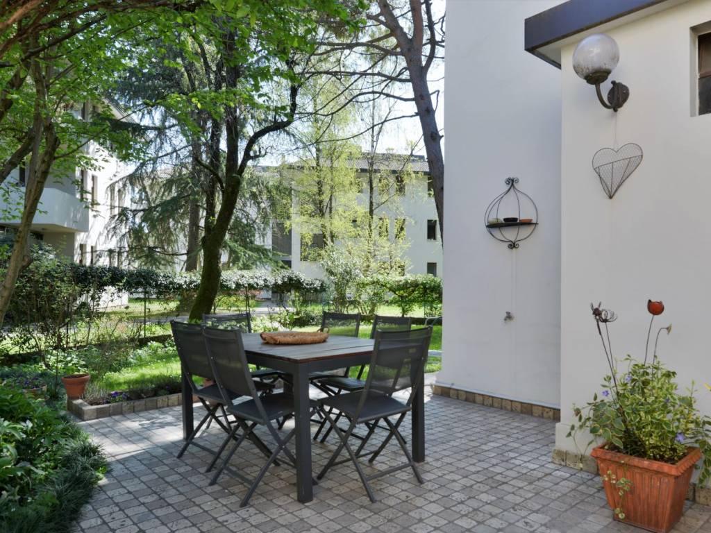 foto Giardino Single family villa via Terraglio 10, Treviso