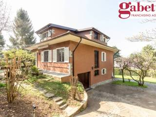 Foto - Villa via Roma 104, Casatenovo