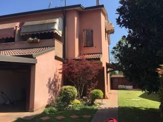 Foto - Villetta a schiera, buono stato, Francolino, Ferrara