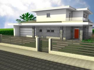 Foto - Villa, nuova, 182 mq, Ghedi