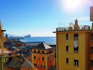 Foto - Appartamento buono stato, quarto piano, Voltri, Genova