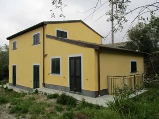 Foto - Villetta a schiera via santa giulia, Santa Giulia, Lavagna