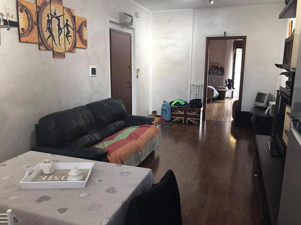 foto soggiorno 2-room flat via Valgioie, Bruino