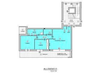 Foto - Bilocale nuovo, terzo piano, Spinea