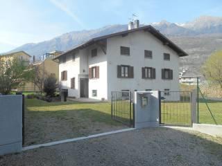 Foto - Villa via Ghisla 17, Morbegno