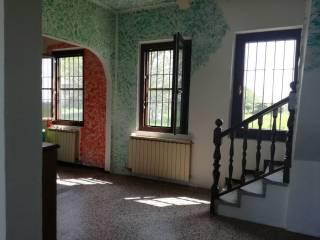 Foto - Casa indipendente via Avogadro di Collobiano, Salasco