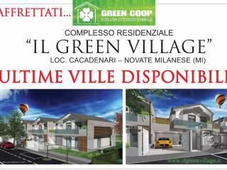 Foto - Villa via Baranzate, Novate Milanese