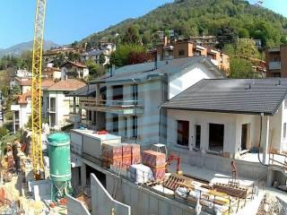 Foto - Villetta a schiera 4 locali, nuova, Alzano Lombardo