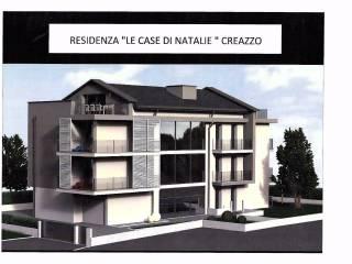 Foto - Quadrilocale nuovo, terzo piano, Creazzo