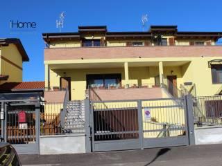 Foto - Villetta a schiera via A  Patti 16, Trezzano Sul Naviglio
