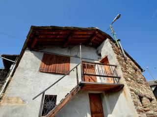 Foto - Casa indipendente via Crissolo, 37, Oncino