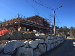 Foto - Villa, nuova, 240 mq, Lomnago, Bodio Lomnago