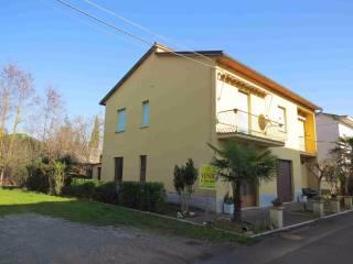 Foto - Casa indipendente 113 mq, buono stato, Monte San Savino