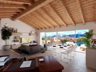 Foto - Villa via al Fossato, Villatico, Colico
