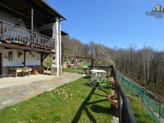 Foto - Casa indipendente via Vallie, Rueglio
