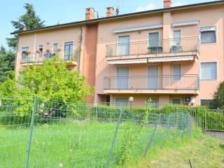 Foto - Trilocale via Roma, Masate