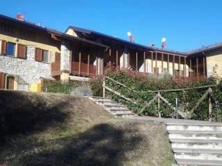 Foto - Villetta a schiera 5 locali, nuova, Monte Marenzo