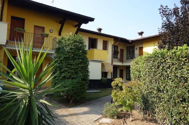 Appartamento in vendita a Rodengo-Saiano, 4 locali, prezzo € 170.000 | Cambio Casa.it