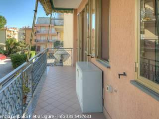 Foto - Trilocale buono stato, secondo piano, Pietra Ligure