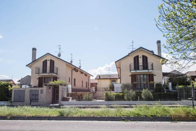 Villa a Schiera in vendita a Nerviano, 4 locali, prezzo € 253.000 | Cambio Casa.it
