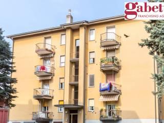 Foto - Trilocale via Fratelli Cernuschi, Merate
