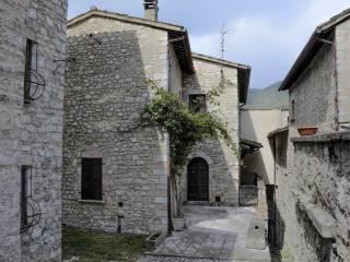 Foto - Rustico / Casale via San Maria, Vallo di Nera