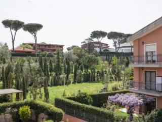 Foto - Attico / Mansarda via della Giustiniana 1214, Giustiniana, Roma