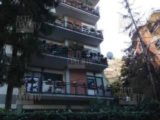Foto - Bilocale all'asta via Castelfranco Veneto, Fleming, Roma